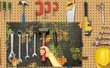 Printed Pegboards
